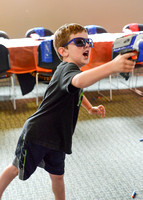 Brixton's 7th - Nerf Gun Party-6